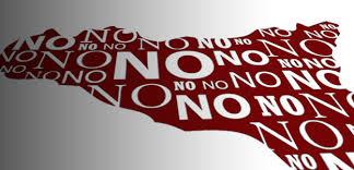Un NO alle trame antisiciliane