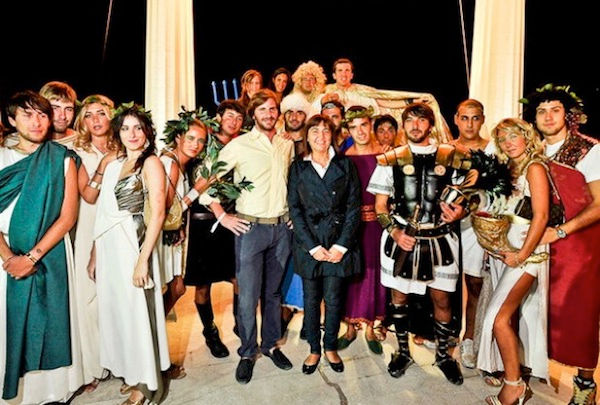 Cleopatra e i gladiatori
