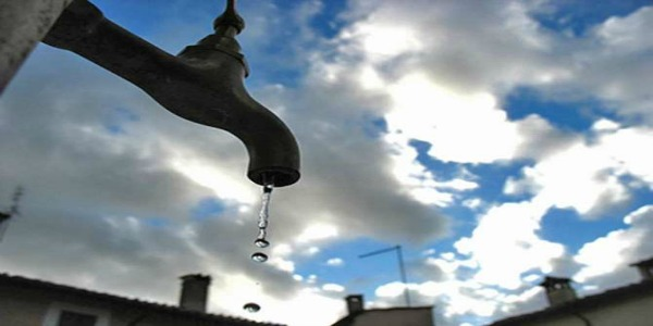 Sicilia e crisi idrica: acqua bene di lusso
