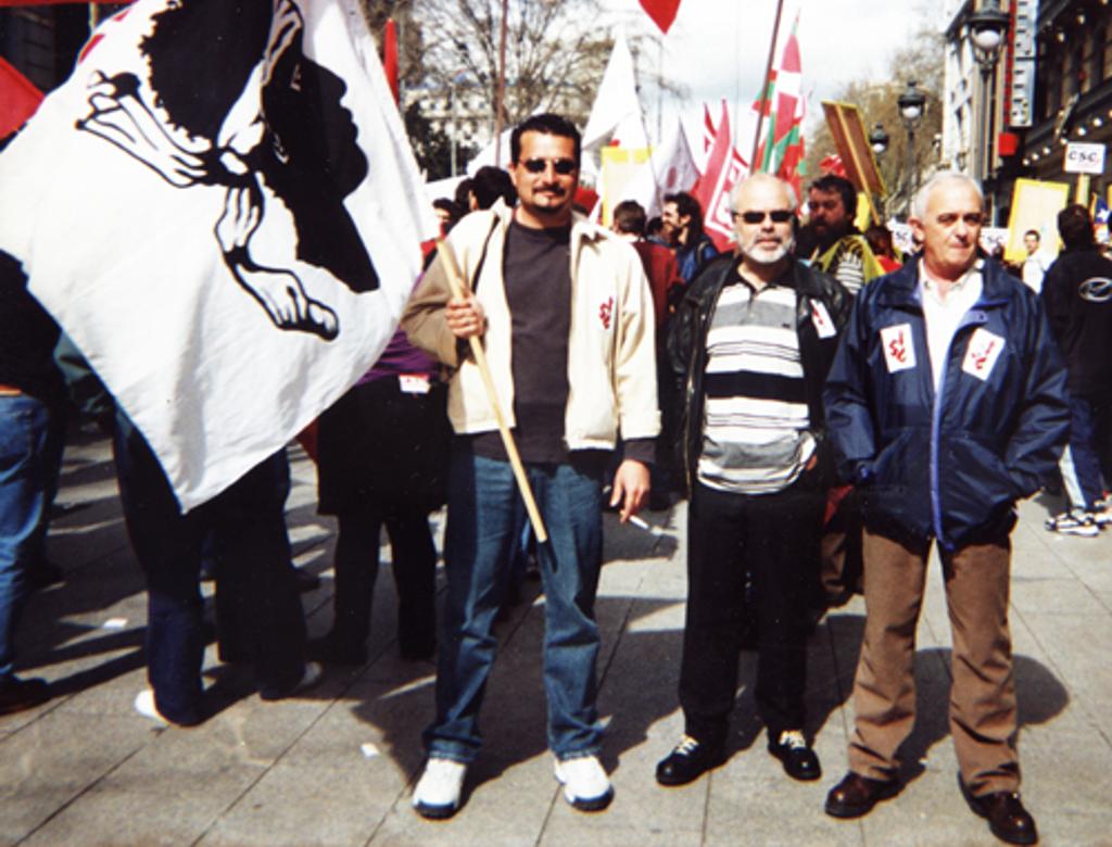 Indipendentismo e lotta sindacale in Corsica. Intervista a Jean-Luc Morucci.