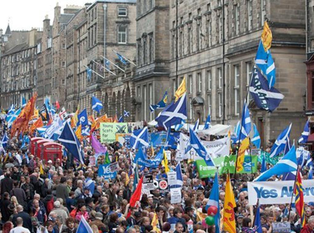 Si terrà un secondo referendum per l'indipendenza della Scozia?