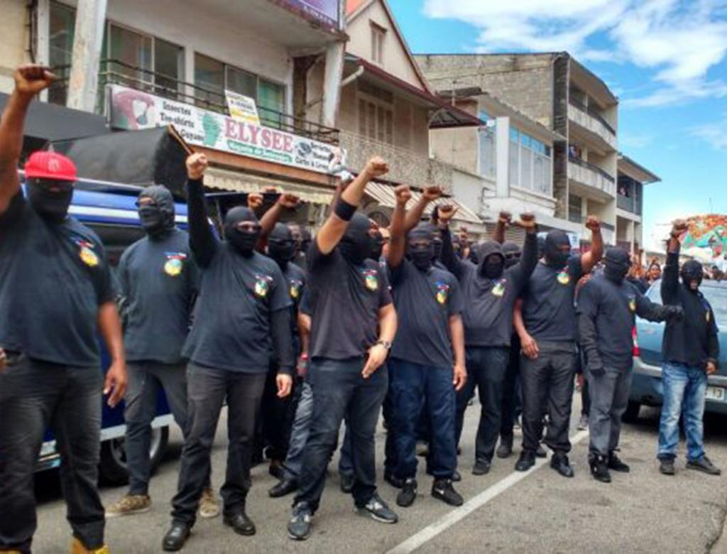 Guyana: la lotta per riprendere in mano il proprio destino.*