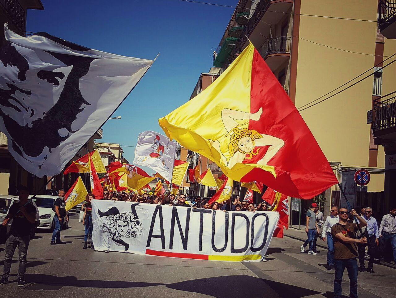 Lentini: grande manifestazione per il Primo maggio. È solo l'inizio.