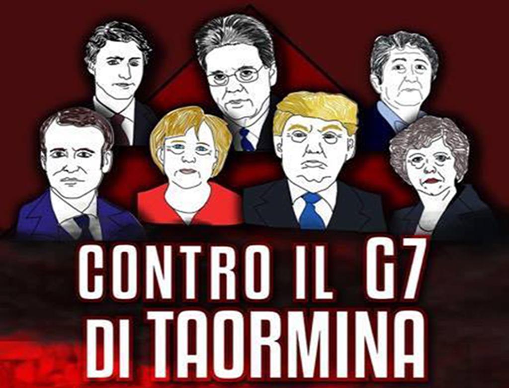 7 PUPI all'OPRA nel CARNEVALE del G7