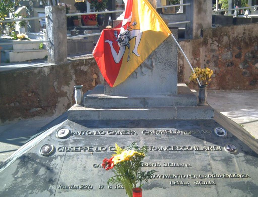 17 giugno 1945/2017: in ricordo di Antonio Canepa e dell'Evis