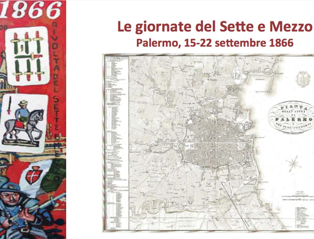 La mostra sul 1866: la Comune di Palermo, un'insurrezione dimenticata.