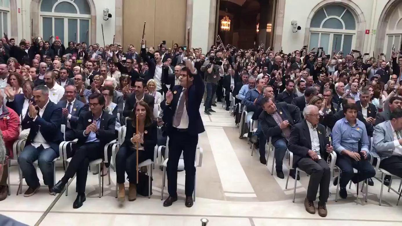 Ogni generazione d'Europa ha la sua Catalogna.
