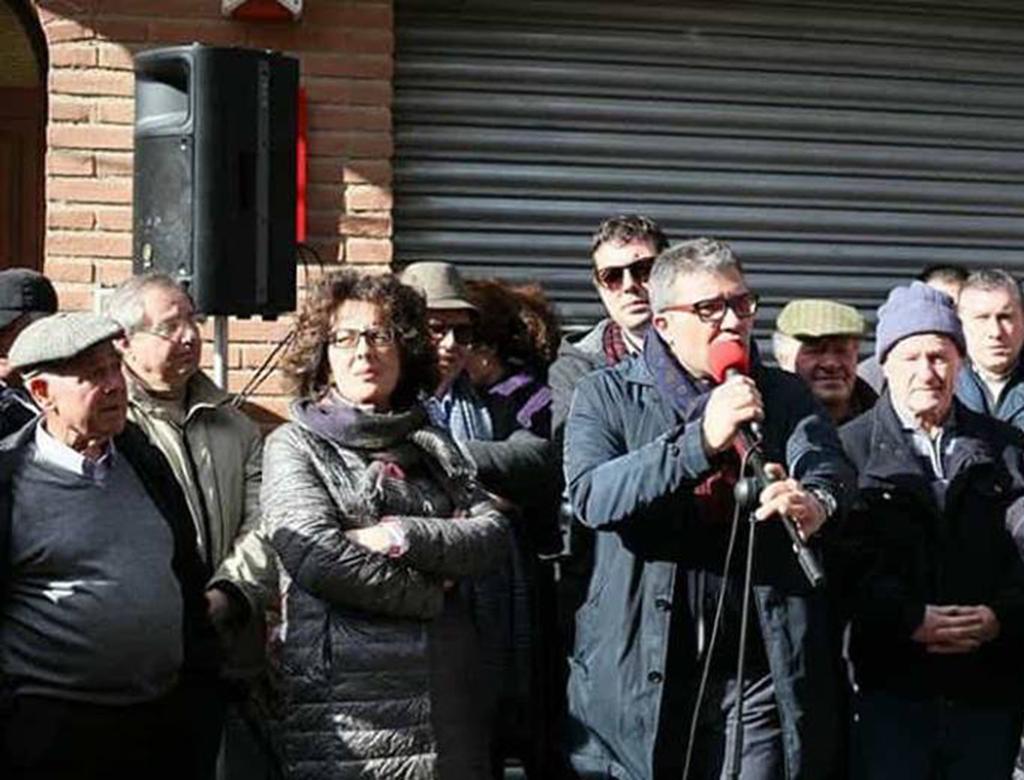 A Raffadali e in provincia di Agrigento si lotta per l'acqua.
