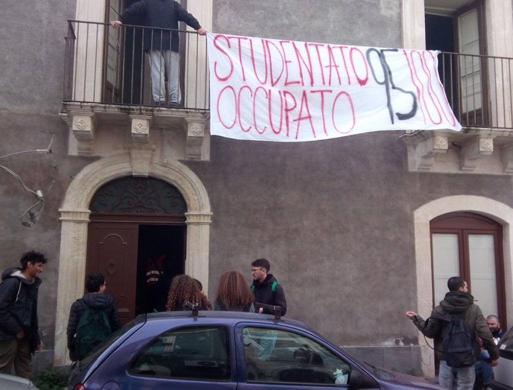Riaperto a Catania lo Studentato 95100