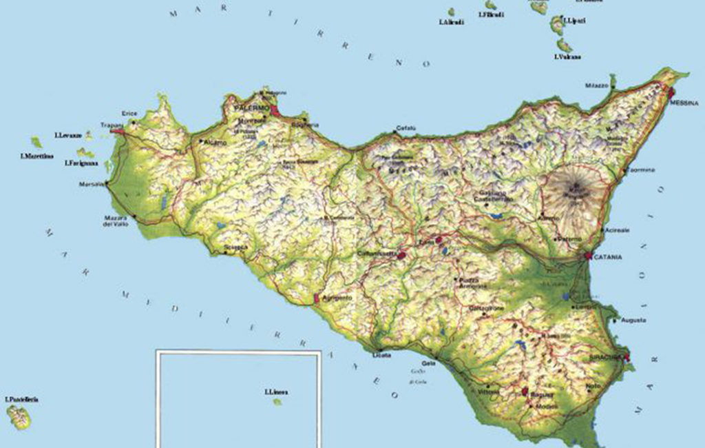 Sicilia-fisica