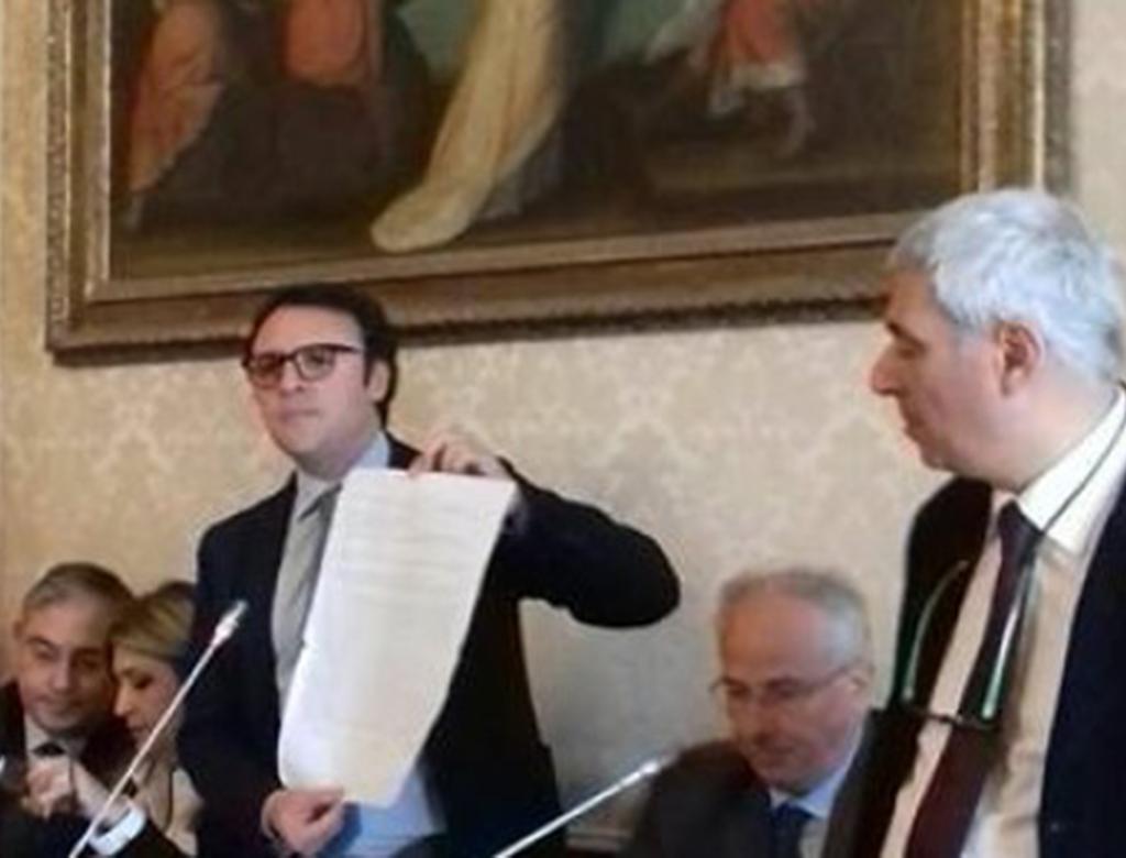 Ancora di insularità: conferenza stampa all'Assemblea Regionale Siciliana