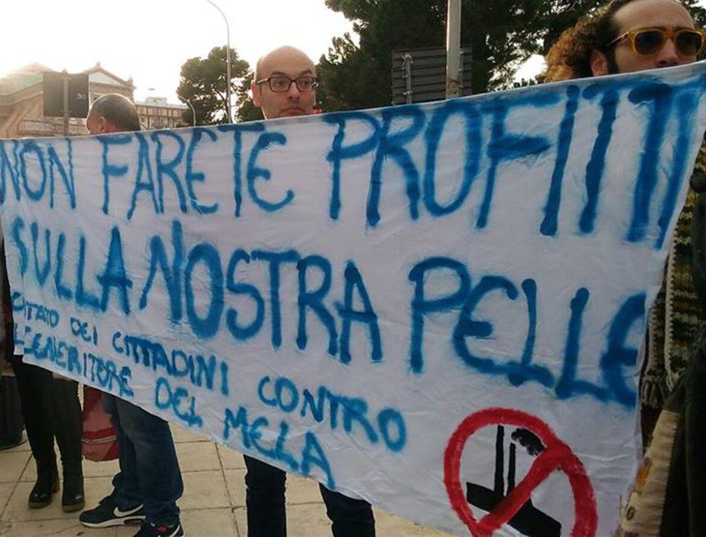 Da Musumeci promesse sull'inceneritore della Valle del Mela: noi gliele ricorderemo.