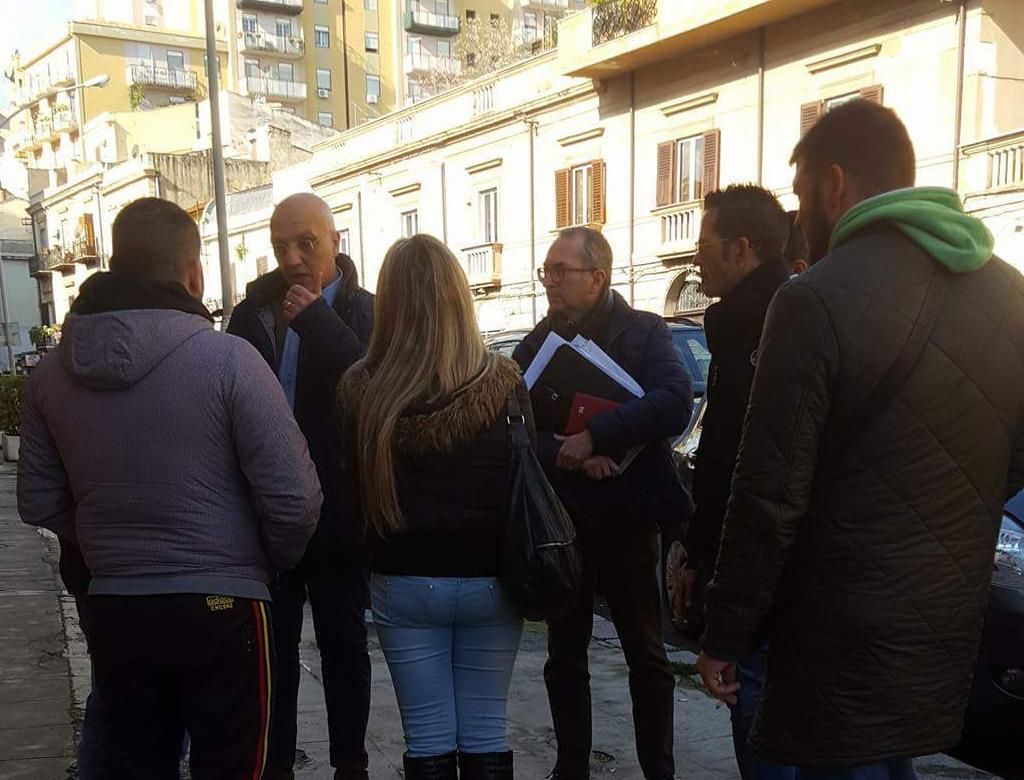 Palermo: il Fronte di lotta per la casa blocca uno sfratto