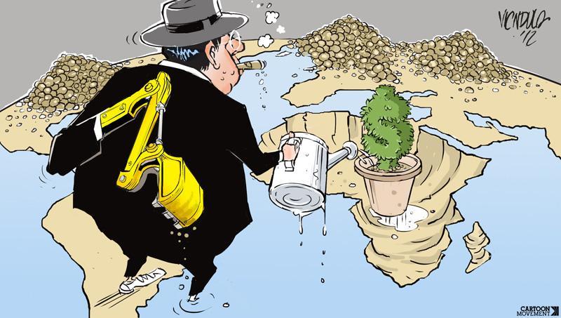 Migrazioni e menzogne di Stato.