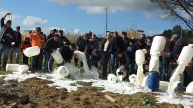 Parte la rivolta degli allevatori Siciliani