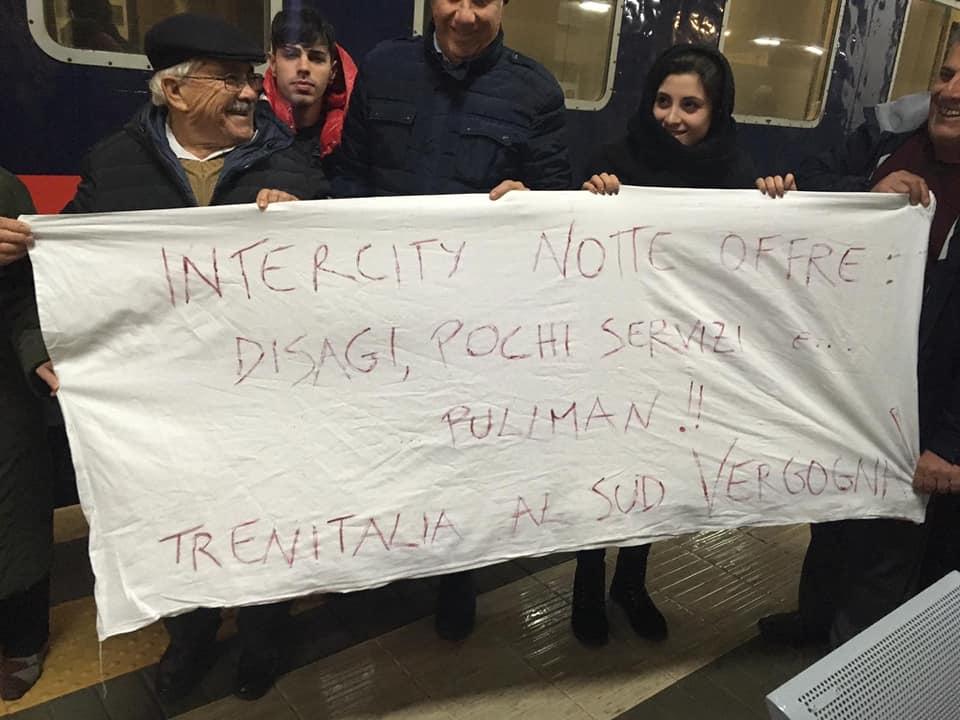 Da Palermo a Milano: una storia di ordinaria follia ferroviaria.
