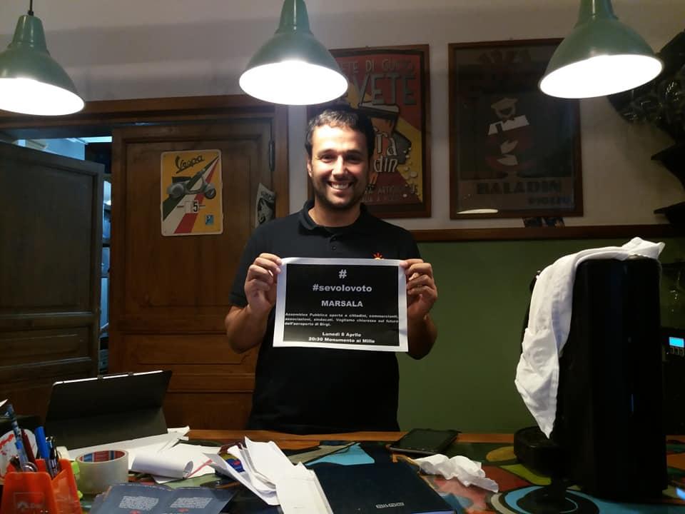 Marsala: assemblea pubblica #sevolovoto