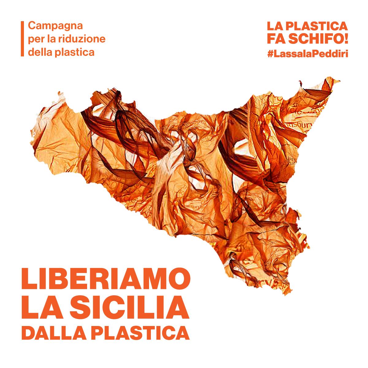 TAR blocca ordinanze plastic free. La risposta della rete #LassalaPeddiri