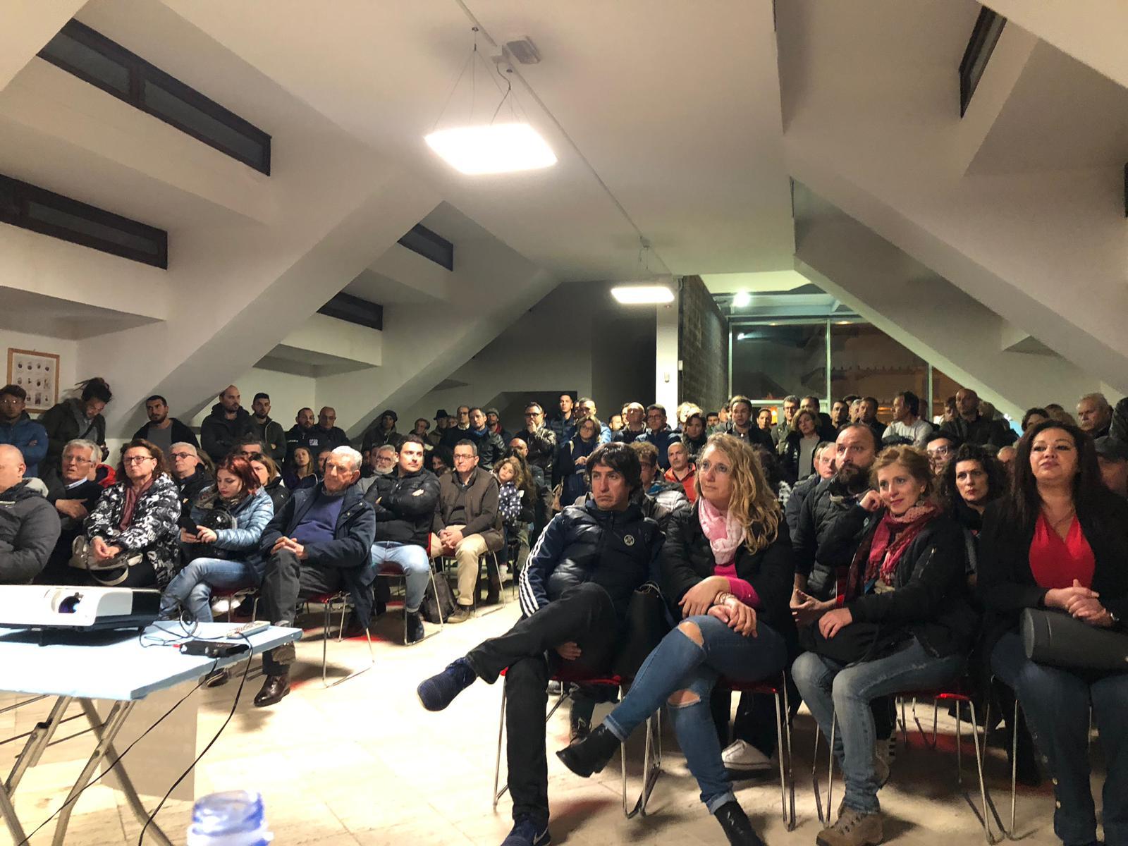 Assemblea pubblica #sevolovoto: è stato di agitazione!