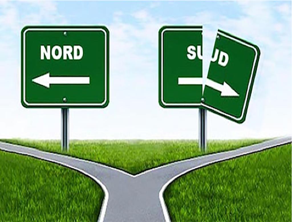 Analisi Confindustria: il nord cresce, il sud sprofonda