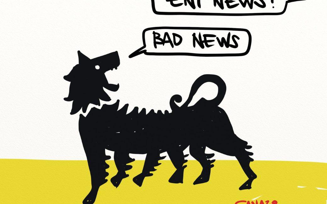 eni, bad news
