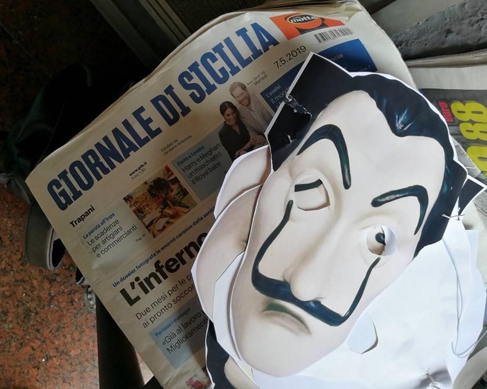 """La """"Crisi di Carta"""" del Giornale di Scilia: nuovo sciopero dei poligrafici"""