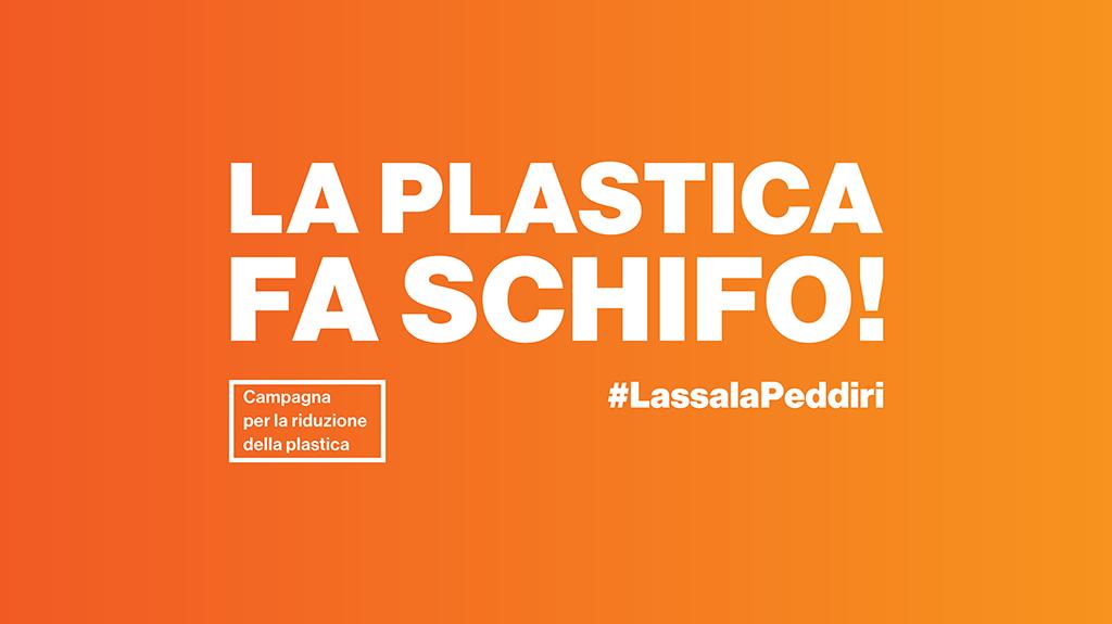 Milazzo, 27 luglio: Workshop #LassalaPeddiri – la plastica fa schifo