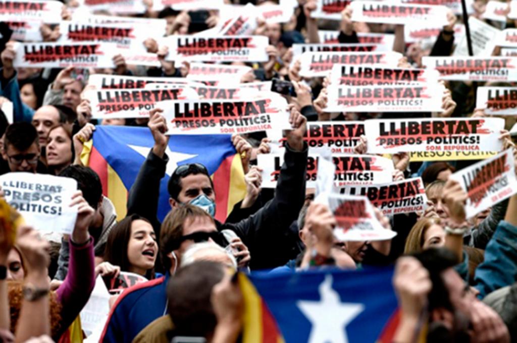 Catalogna, confermati gli arresti a sette dei CDR