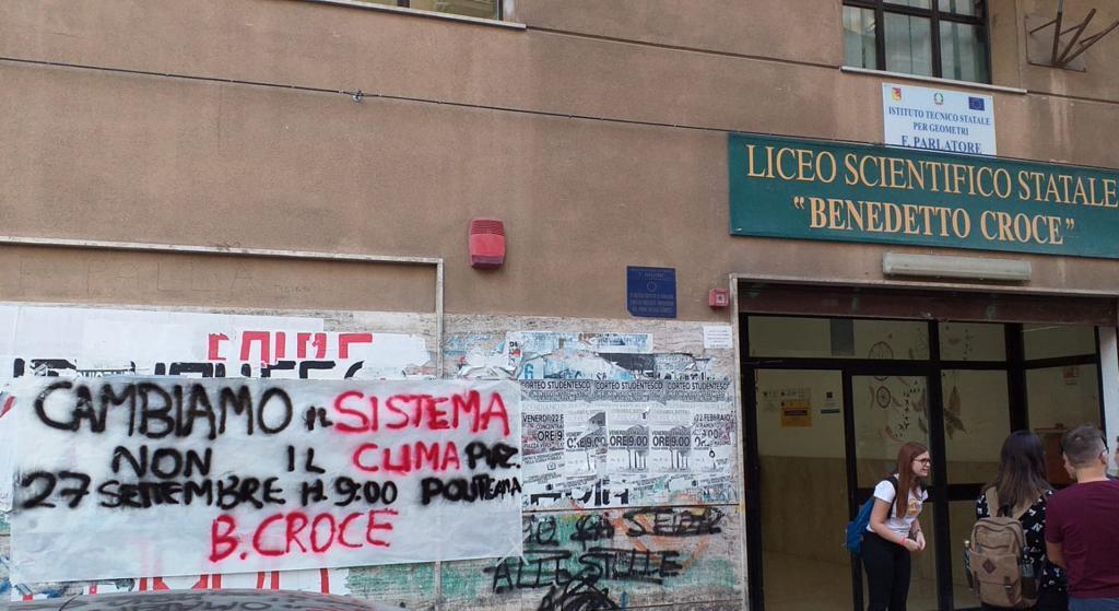 Le scuole di Palermo si preparano al 3° sciopero globale.