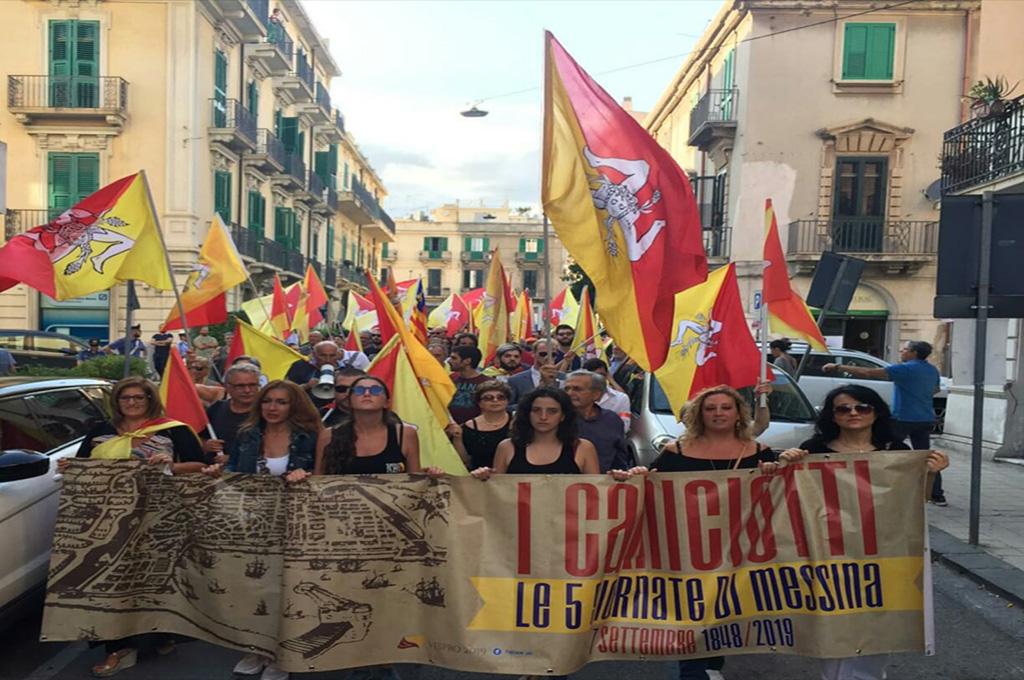 Messina ricorda i Camiciotti e la rivolta del settembre 1848