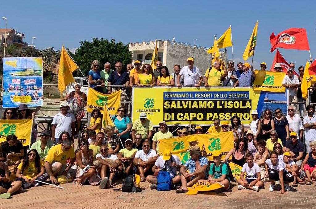 Legambiente Sicilia contro il resort di Capo Passero