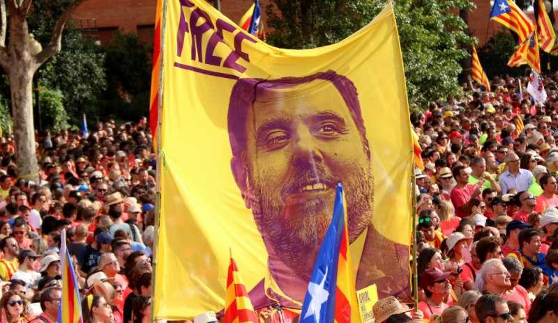 La Corte europea a Madrid: «Scarcerate Junqueras, è un europarlamentare».