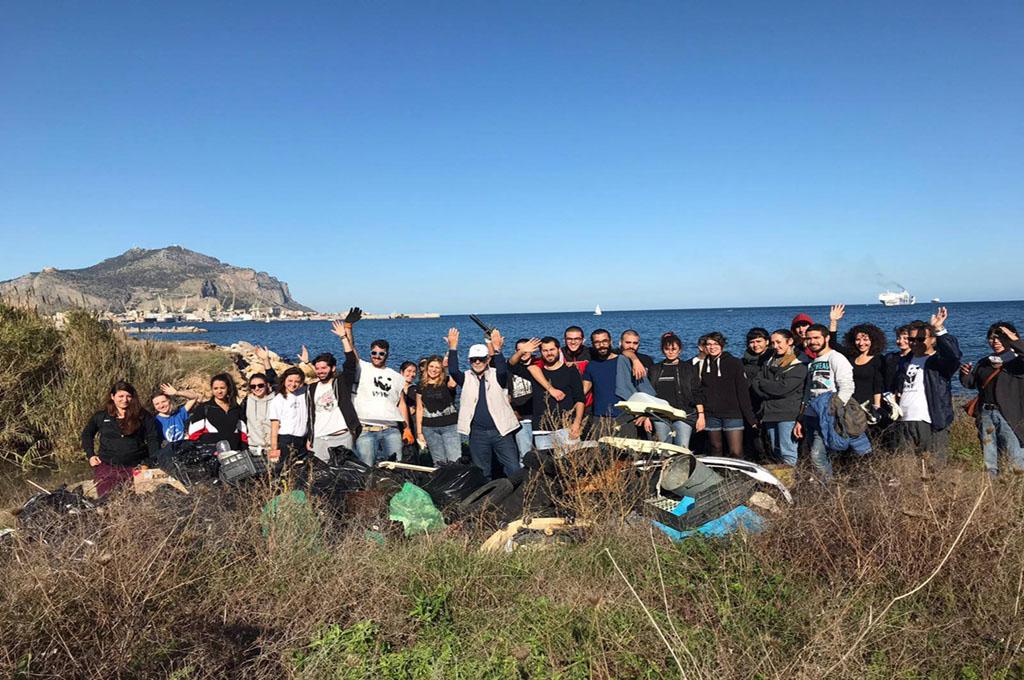 """""""Si resti arrinesci"""" in tutta la Sicilia giornata di cura dei territori"""