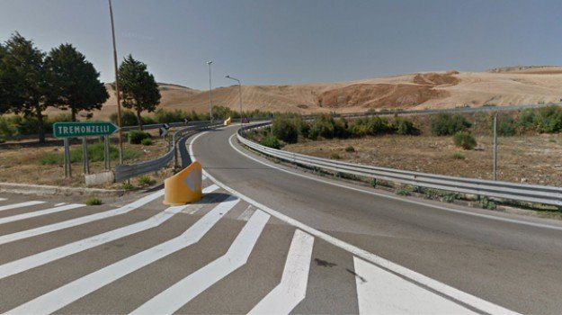 A19 interrotta: uscita forzata a Tremonzelli per i tir