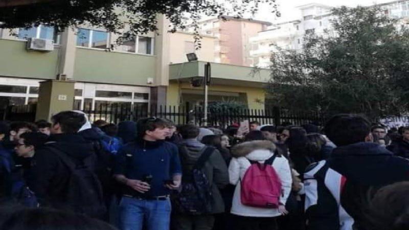 Palermo: aule freezer, gli studenti non ci stanno