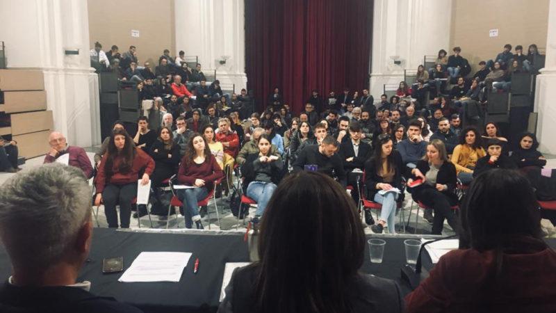"""Da tutta l'Isola per le """"10 tesi per l'indipendenza della Sicilia"""". (audio interventi)"""