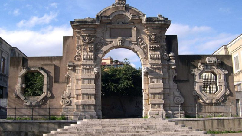 Messina: Porta Grazia