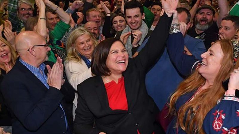 Elezioni in Irlanda: si cambia!
