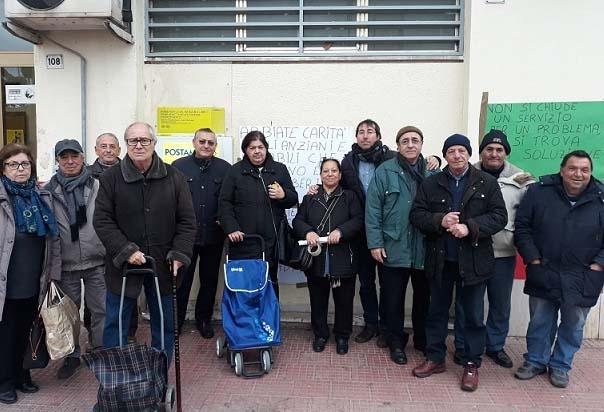 Palermo: petizione contro la  chiusura della Posta in via dei Cantieri