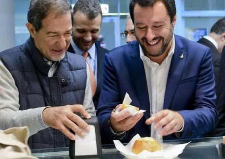 Salvini, Musumeci e il trasformismo contro la Sicilia