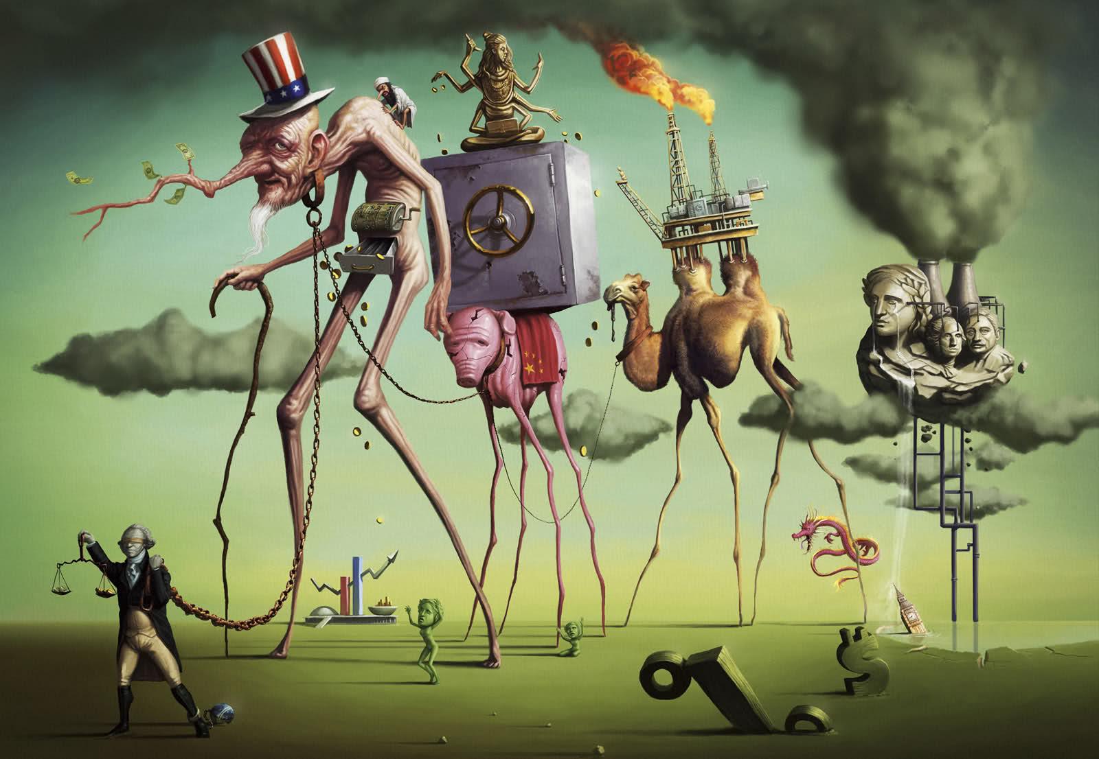 La pandemia mette a nudo i disastri del liberismo. Di Turi Palidda