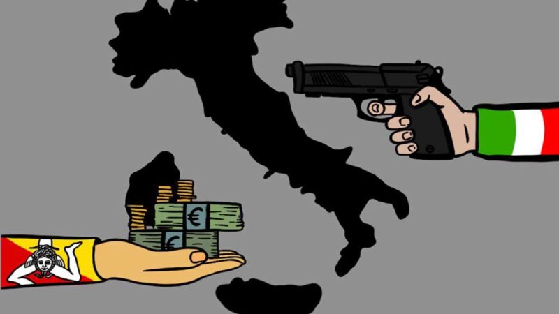Lo dice pure l'Eurispes: lo Stato italiano rapina la Sicilia
