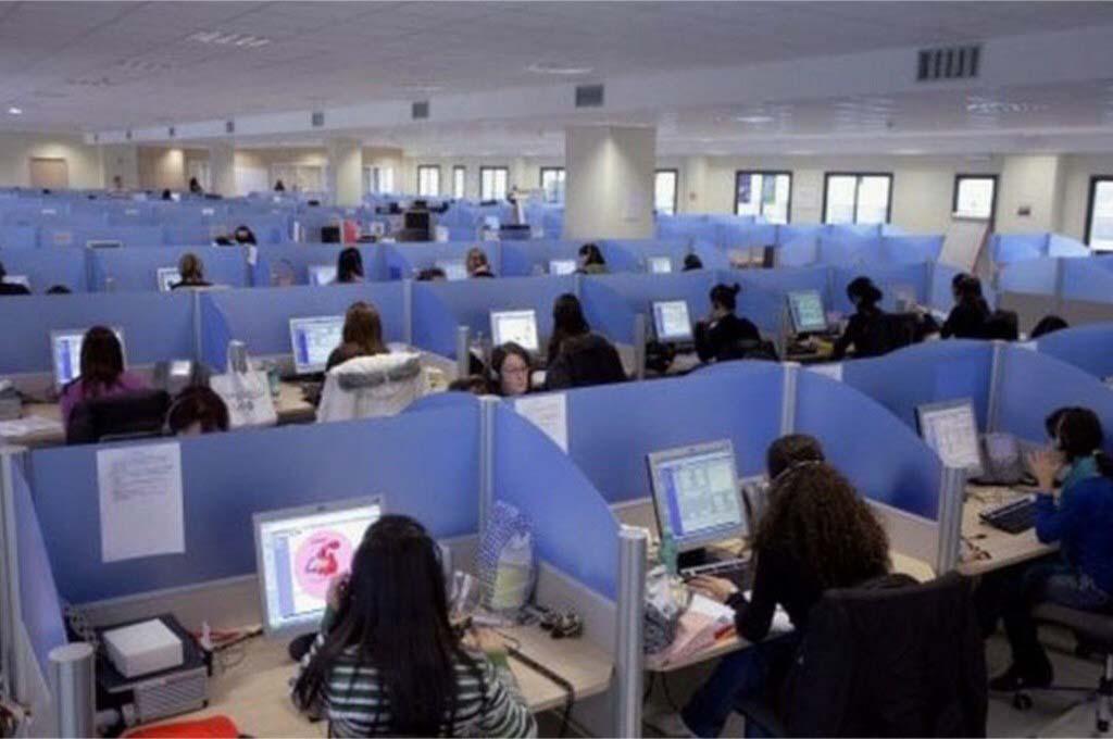 Contagio anche nei call center. Intervista a un operatore.
