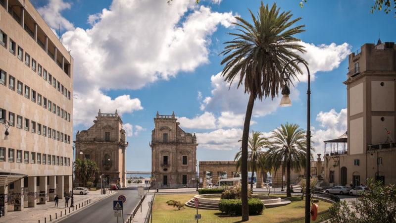 Palermo: Porta Felice