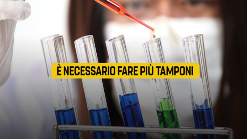 Perché è importante fare tamponi in Sicilia (1)