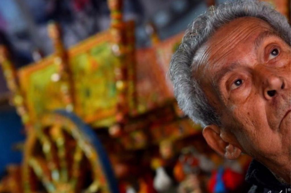 La Sicilia dice addio a Salvatore Sperandeo, maestro del carretto siciliano