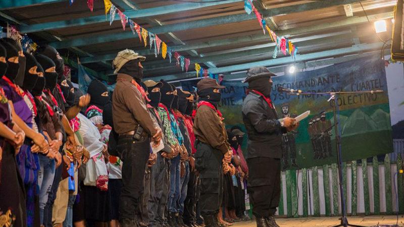 Covid19, EZLN: «non basta mettersi la mascherina, dobbiamo costruire altri mondi»