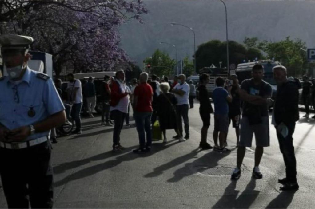 Palermo e Messina: la protesta degli ambulanti