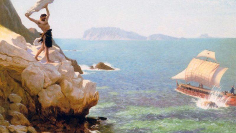 Polifemo, tra miti e leggende