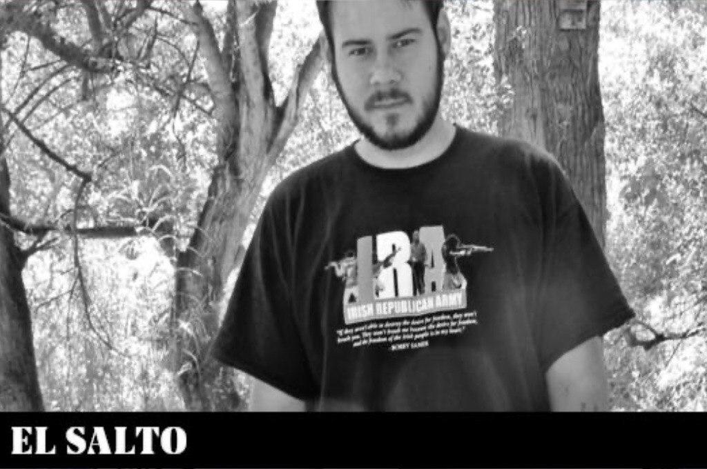 Lo Stato spagnolo condanna il rapper catalano Pablo Hasél